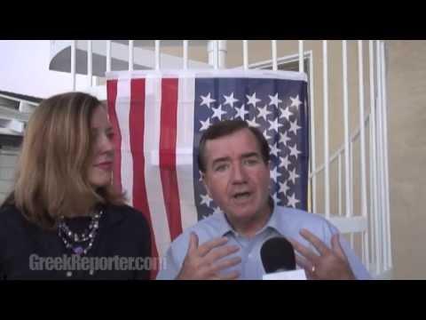 Rep. Ed Royce Talks Syria, Turkey, Greece & New Immigration Reform