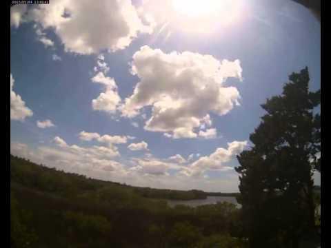 Cloud Camera 2015-05-04: Pasco Energy and Marine Center