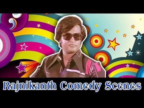 Rajnikanth Comedy - 36 - Tamil Movie Superhit Comedy Scenes video
