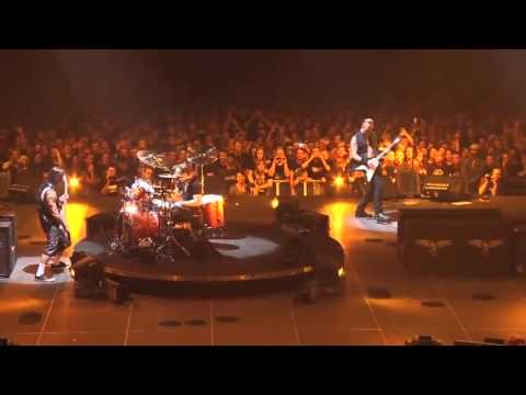 Metallica Playing The Ecstasy Of Gold
