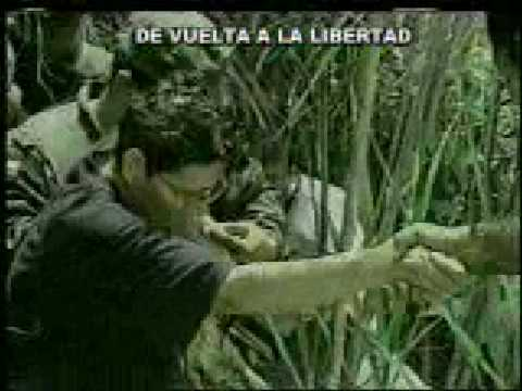 SECUESTRADOS EN COLOMBIA