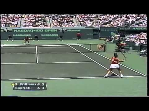 Serena Williams v. Jennifer Capriati | 2003 Miami Final