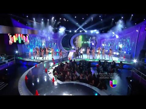 Alexis y Fido - Alócate @ Nuestra Belleza Latina (2014)