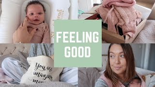 FEELING GOOD | SHE