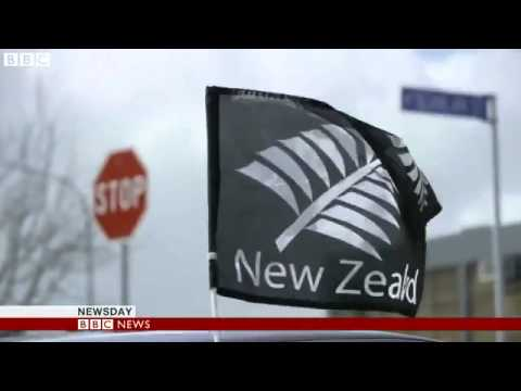 New Zealand PM suggests new flag