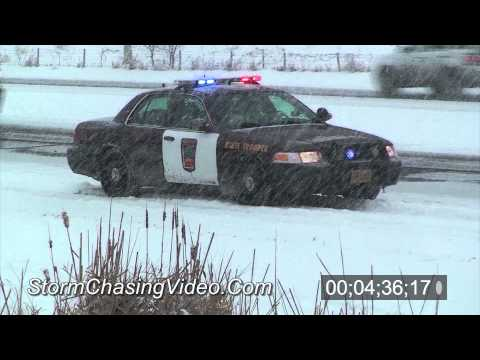 3/6/2011 Benton County Winter Storm B-Roll