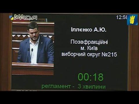 Нинішня Верховна Рада підтвердила свою антиукраїнську суть, ‒ Андрій Іллєнко
