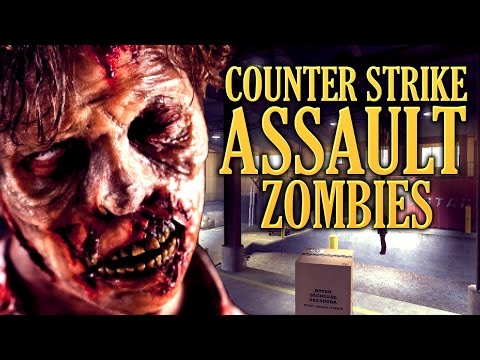COUNTER-STRIKE ASSAULT ZOMBIES (Part 3) ★ Call of Duty Zombies Mod (Zombie Games)