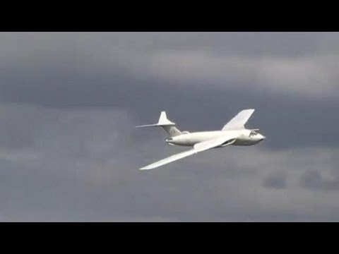 Giant HP.80 Victor Bomber - RC Jet Turbine Power