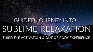 Guided Journey with the Forces of Nature into Sublime Relaxation