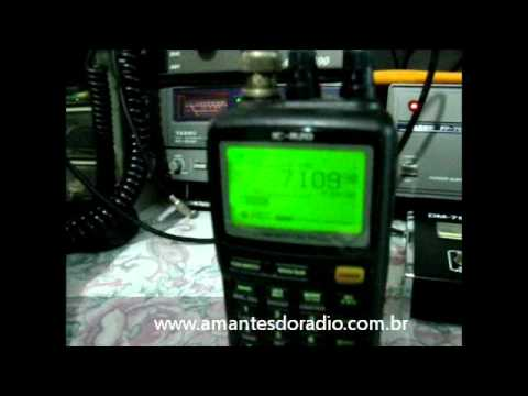 ICOM IC-R20 - SSB HAM 40M