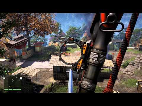 Bengal Tiger Far Cry 4 Far Cry 4 Seven Treasures