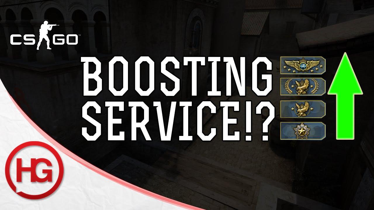Буст звания в кс го - гайд + проверенный boost-сервис