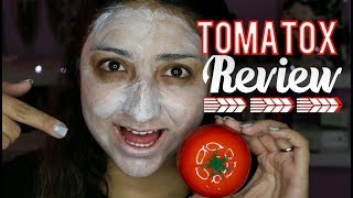 ★★ Review + Demo TOMATOX de Tony Moly / Mascarilla Aclarante ★★