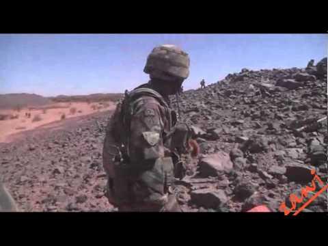 l'armée française attaque un camp d'aqmi au mali