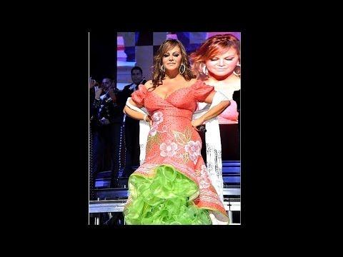 El vestido de gala que usó Jenni Rivera en su último concierto en EE