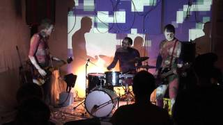 ABGAS - Naked Chaos_07 @ Bei Roy, Berlin 2011 (HD)
