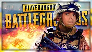 FRIGHTENED FAT NOOB ACCIDENTALLY WINS! | Playerunknown's Battlegrounds #2