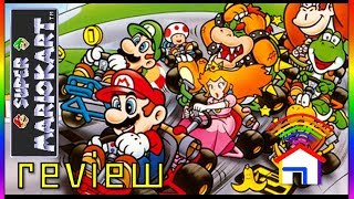 Super Mario Kart review - ColourShed