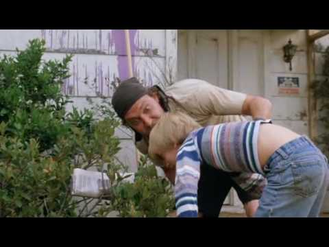 Moving - Richard Pryor & Randy Quaid - Paperboy scene