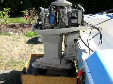 115hp Johnson Outboard Cooling System Questions How To