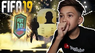 OMG WALKOUT AGAIN!!! FIFA 19 Ultimate Team Pack Opening