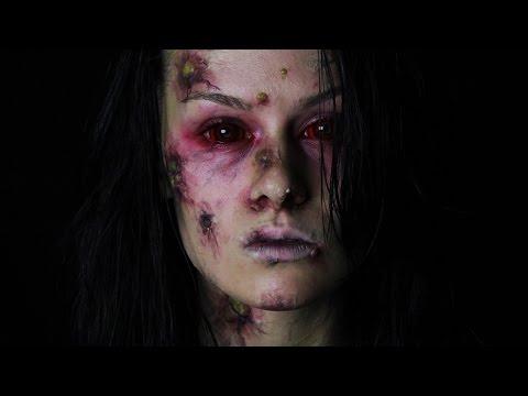 Infected (Zombie Makeup Tutorial)