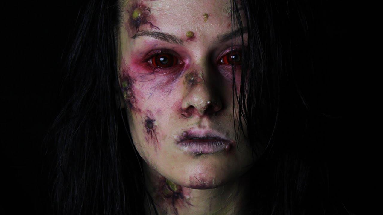 Zombie Face Paint Uk