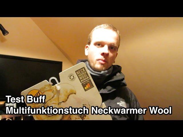 Test Buff Multifunktionstuch Neckwarmer Wool nanokultur.de