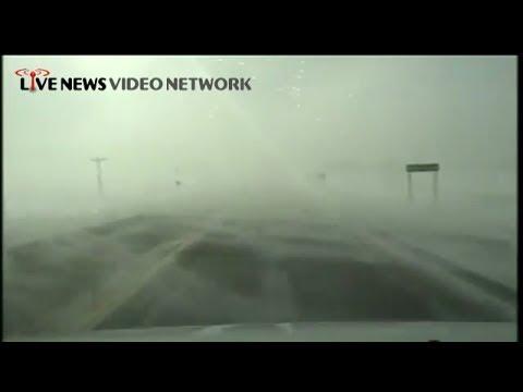 1/26/2014  Fargo ND Blizzard LIVE