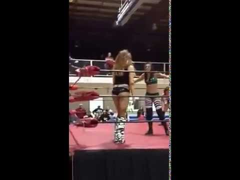 Nikki St. John Finds Out You Dont Mess with Maria Kanellis