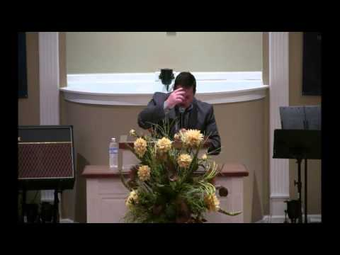 4-13-16 Wn Pastor Hunt Worshipping And Praying At A Church Business Meeting
