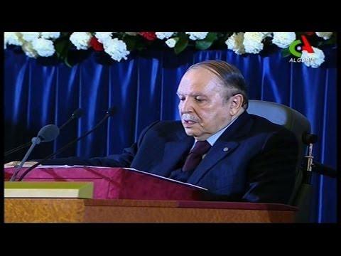 Algérie: le président Abdelaziz Bouteflika a prêté serment