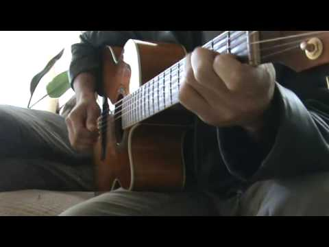 Basic beginners blues lesson. Come on around to my house mama by Blind Willie McTell