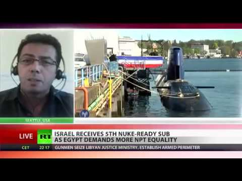 ISRAELReceived-5th-NUKE-ready-SUBMARINE-as-EGYPT-Demands-more-NPT-Equality-in-MIDDLE-EAST