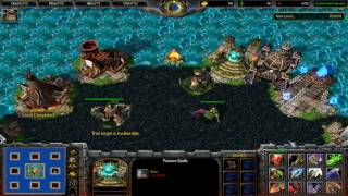 Warcraft 3 TFT - Custom Hero Survival #2
