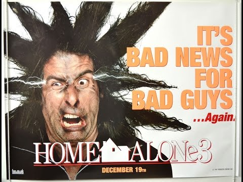 Home Alone 3 (1997) WTF Did I Just Watch Movie Review