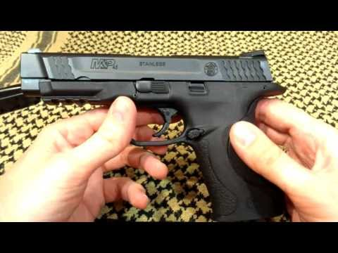 Field Strip : Smith & Wesson M&P 45