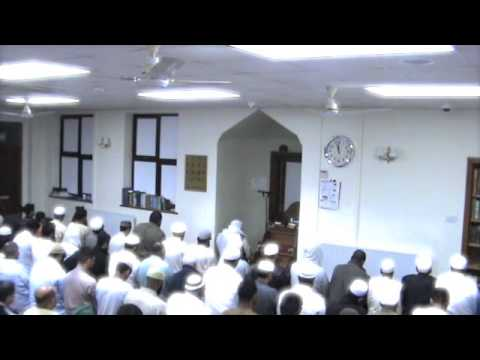 Tarawih Prayers Clip Lead By Sheikh Ataullah Khan video