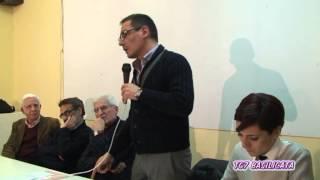 video TG7 Basilicata 11 Gennaio 2015 Rionero.