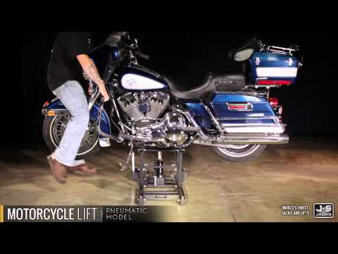 Pitbull Motorcycle Lifts Product Review