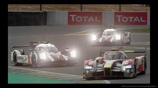 Gran Turismo™SPORT Daily Race 356 Le Mans Audi R18 Broadcast