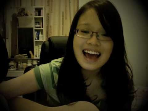Sparks Fly - Taylor Swift Guitar Cover (me singing)