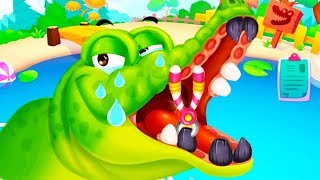 Crazy Zoo Animals - Play Fun Animal Care Games For Children - Libbi Games For Kids