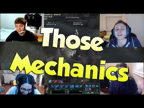 League of Legends Funny Stream Moments #1