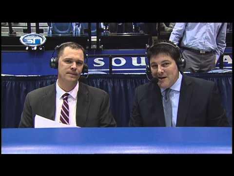 Men's Basketball   North Dakota State at South Dakota State Post Game Recap