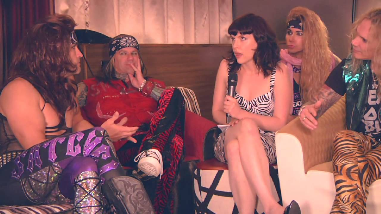 Steel Interview Steel Panther Interview Sep