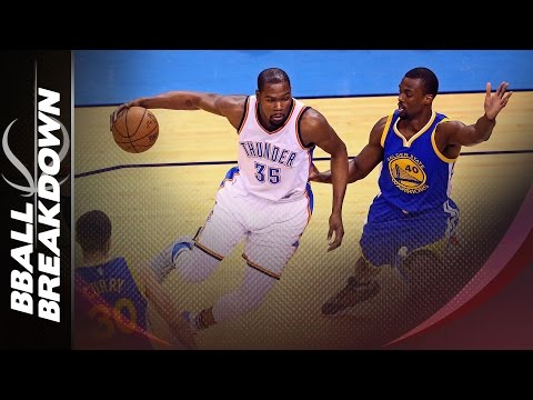 Warriors at Thunder Game 3 Part 2: The 2nd Quarter