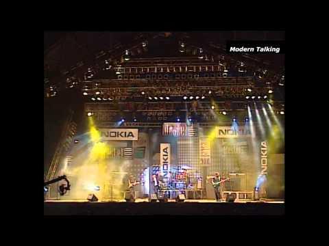 HD Modern Talking Kapcsolat koncert 1998 full concert