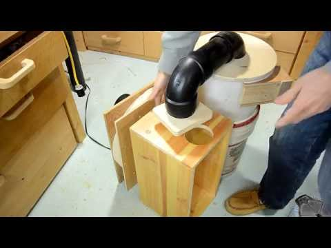 Building a dust collector